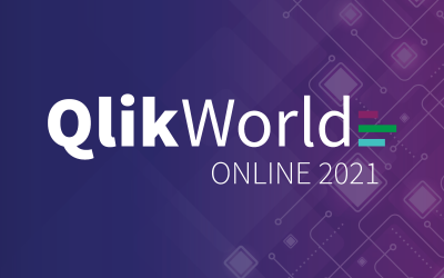 Join Us At QlikWorld Online 2021!
